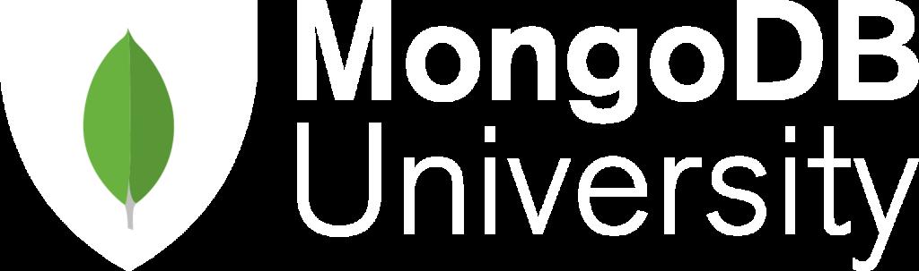 Logo MongoDB University