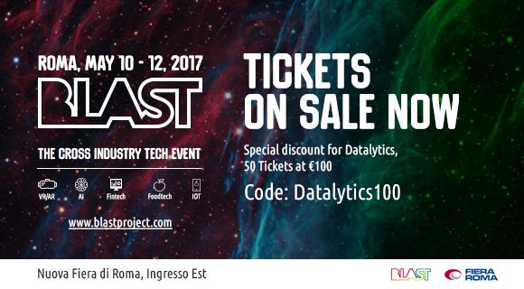 blast project discount