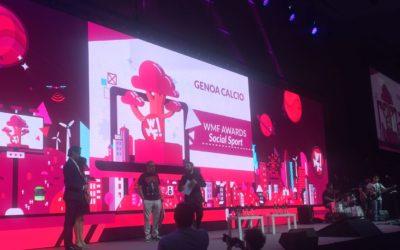 Il Genoa vince il Web Marketing Award