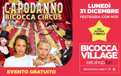 Capodanno con Bicocca Circus