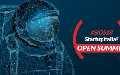 Datalytics a StartupItalia! Open Summit 2018