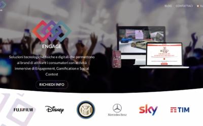 Datalytics lancia il nuovo sito interamente dedicato alla piattaforma Engage
