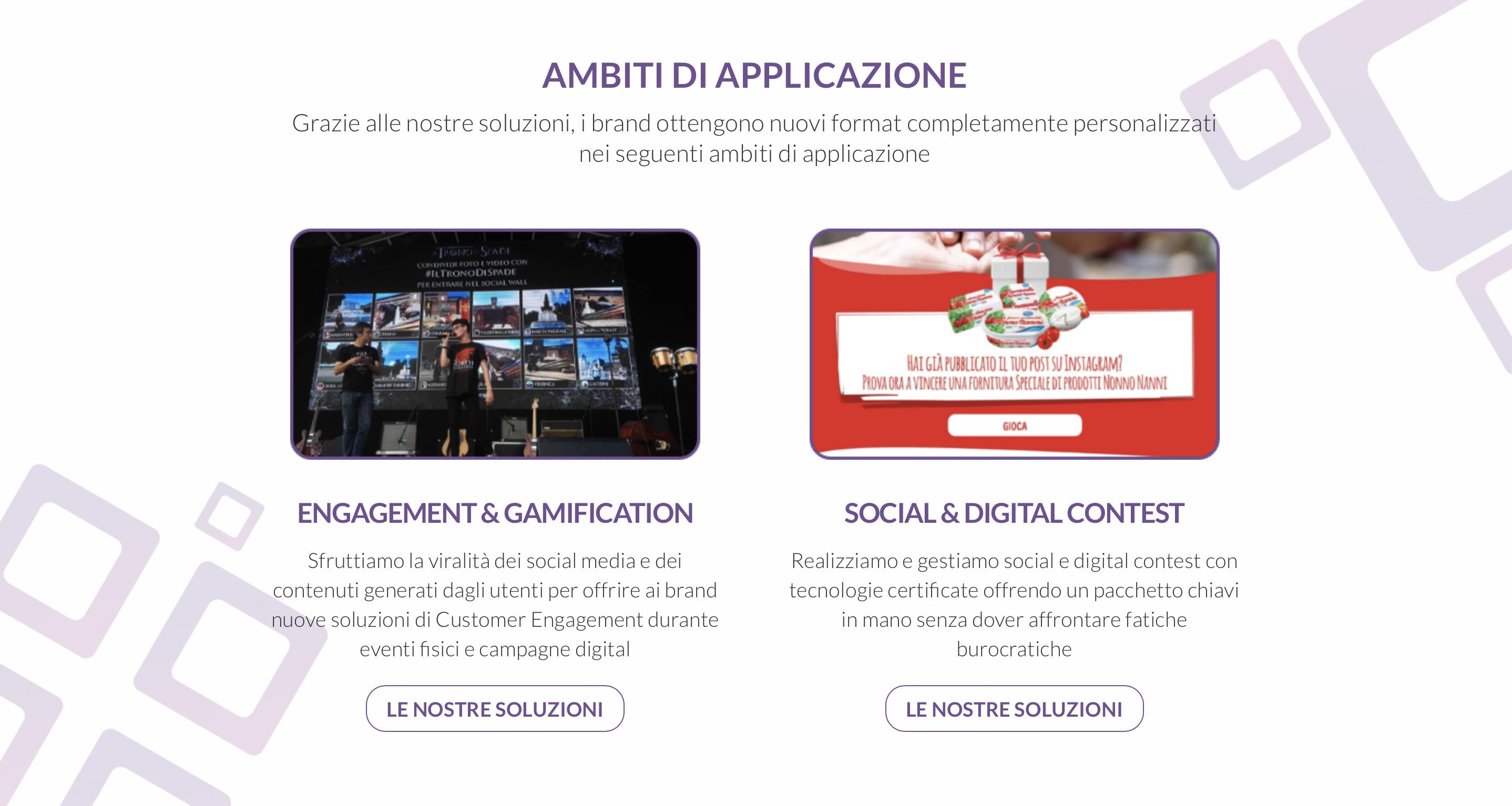 immagine Contest e engagement