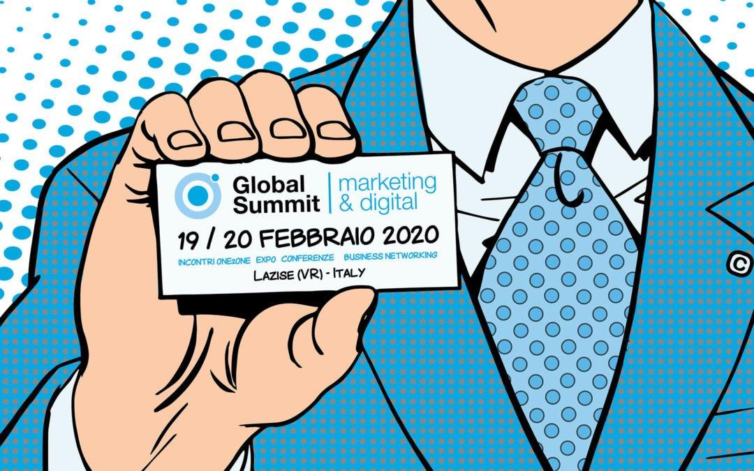 Datalytics al 20° Global Summit Marketing & Digital