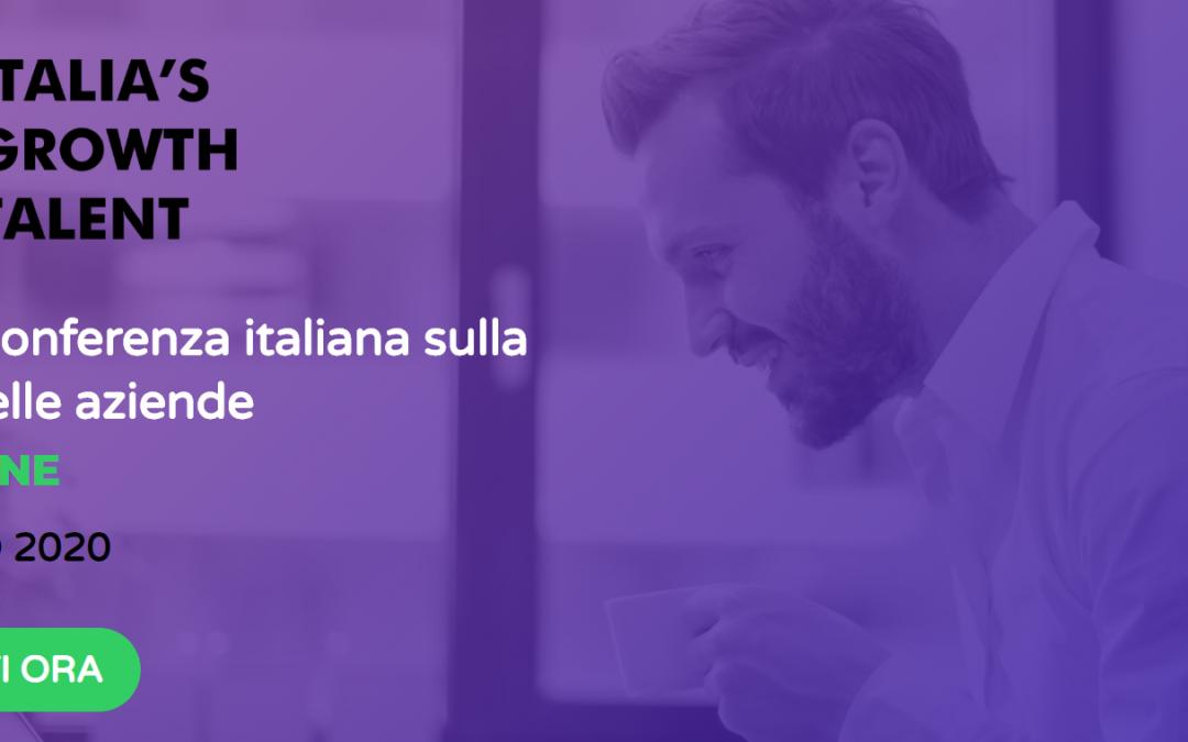 Datalytics tra i partner di Italia's Growth Talent