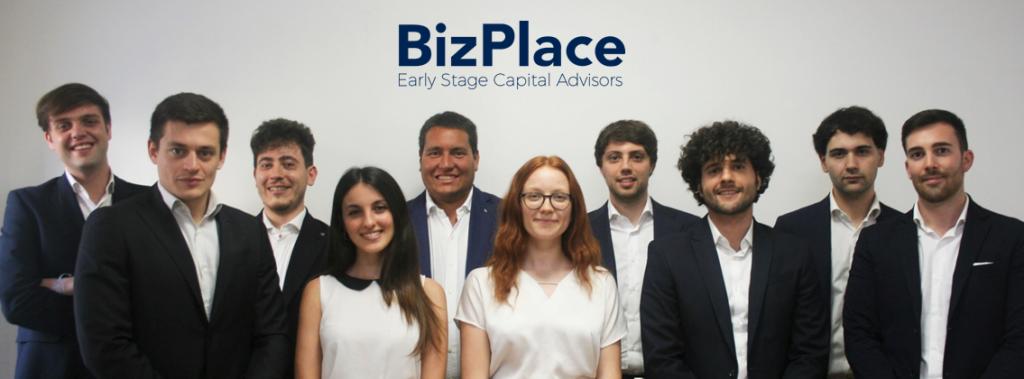 Il team di giovani di BizPlace Holding