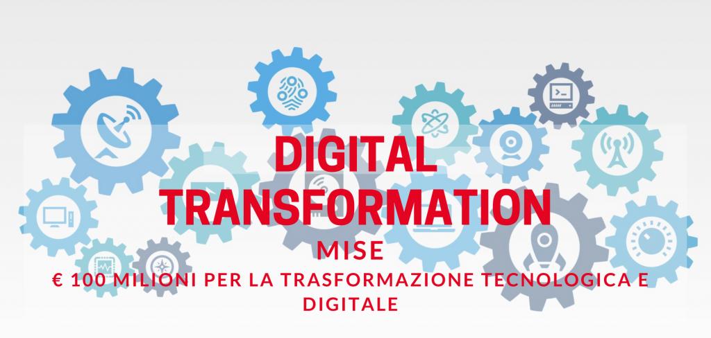 Digital Economy News: bando digital transformation