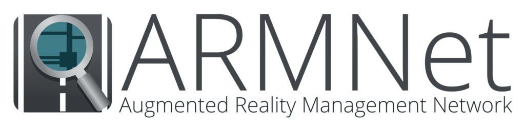 ARMNet Augmented Reality Management Network LOGO