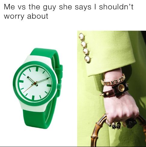 best practice meme Gucci