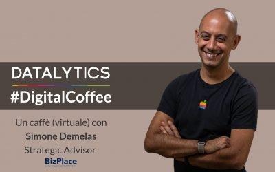 #DigitalCoffee, un caffè (virtuale) con Simone Demelas, Strategic Advisor in BizPlace Holding