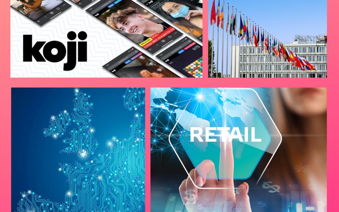 Digital Economy News Header