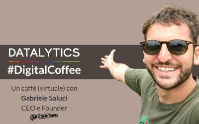 #DigitalCoffee, un caffè (virtuale) con Gabriele Saluci, CEO e Founder di Sto Gran Tour