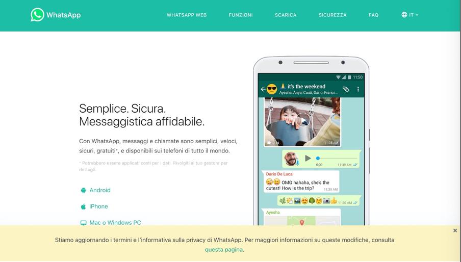 Digital Economy News: WhatsApp