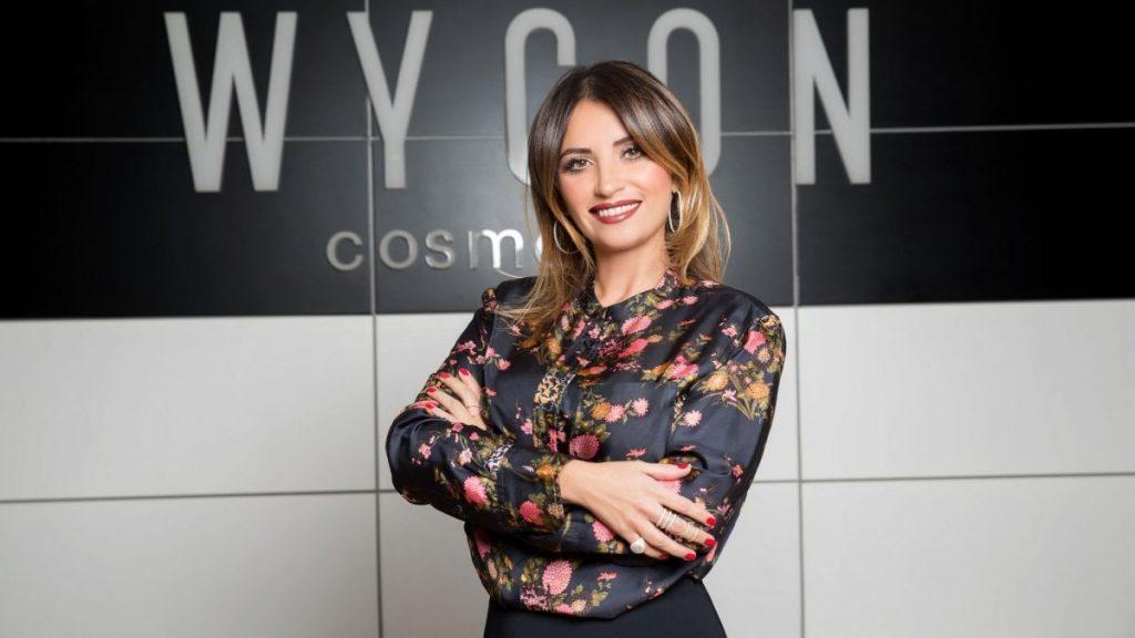 Raffaella Pagano founder Wycon Cosmetics