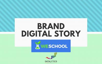 Brand Digital Story: WeSchool, digitalizziamo la scuola