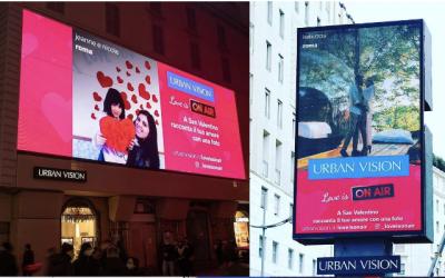 Case History: Urban Vision #LoveIsOnAir